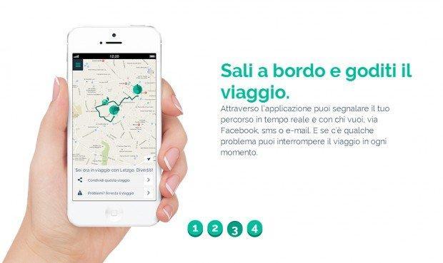 Letzgo, la mobilità urbana riparte dalla sharing economy