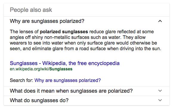 People also ask: I suggerimenti di Google Search che potresti aver notato