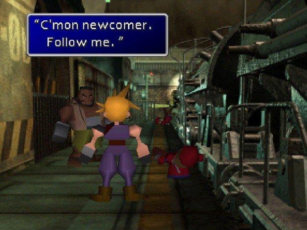 remake di Final Fantasy VII