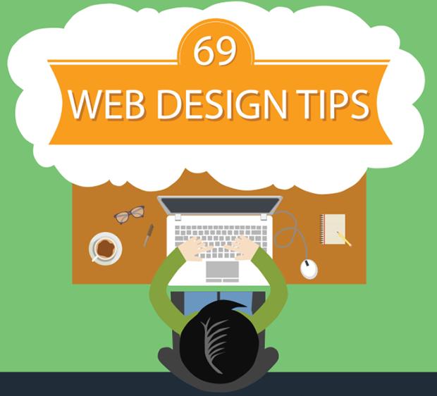 60+ consigli per realizzare siti perfetti [INFOGRAFICA]