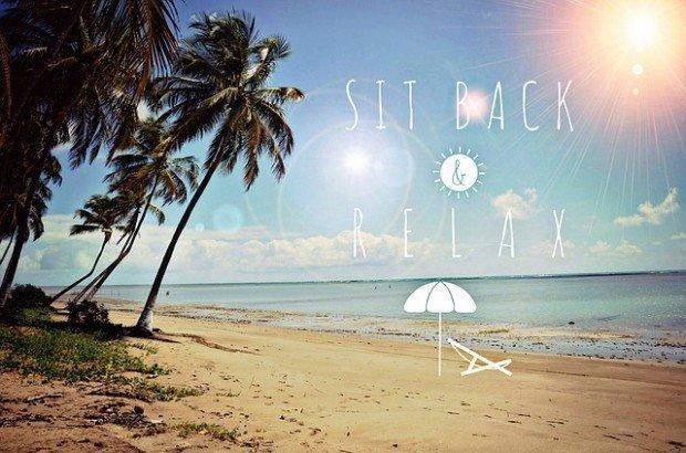 8 cose da fare per staccare davvero durante le vacanze