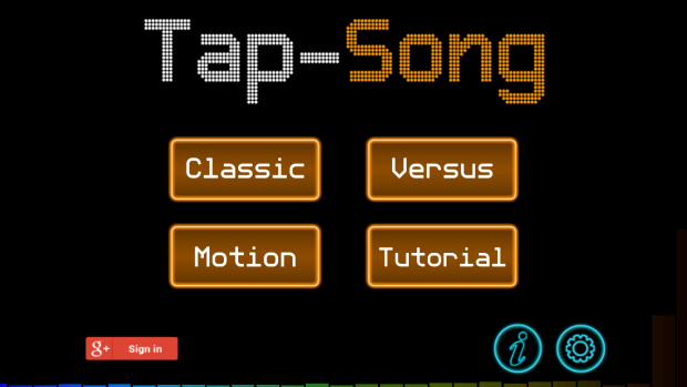 tap-song