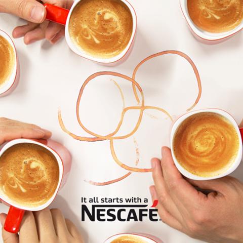 Nescafé sbarca su Tumblr per raggiungere i millennial
