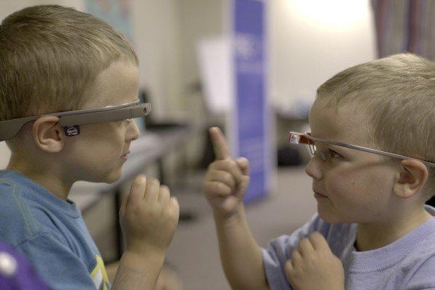 Autism-google glass