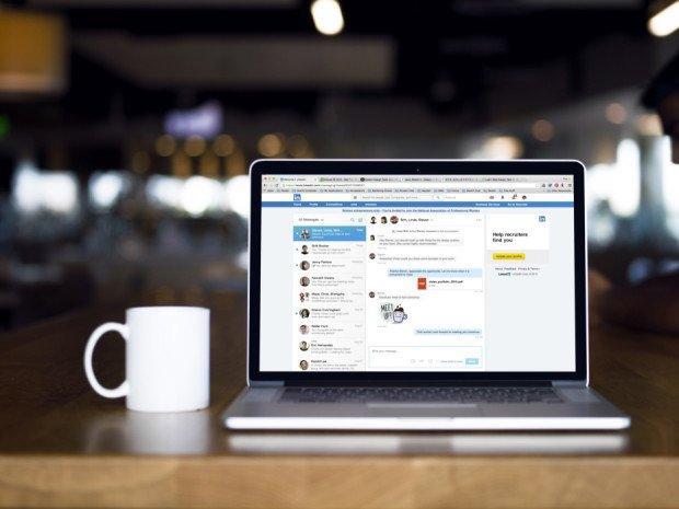 LinkedIn: arriva l'instant messaging