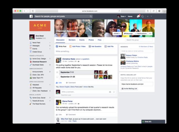 Facebook, Twitter, Instagram NinjaSocial