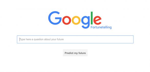 Google Fortunetelling: il browser predice il futuro ed è subito virale