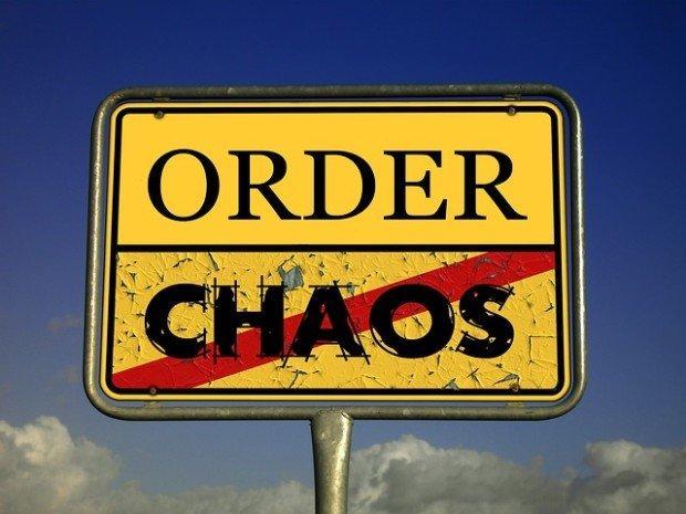 liste di interessi facebook ordine vs caos