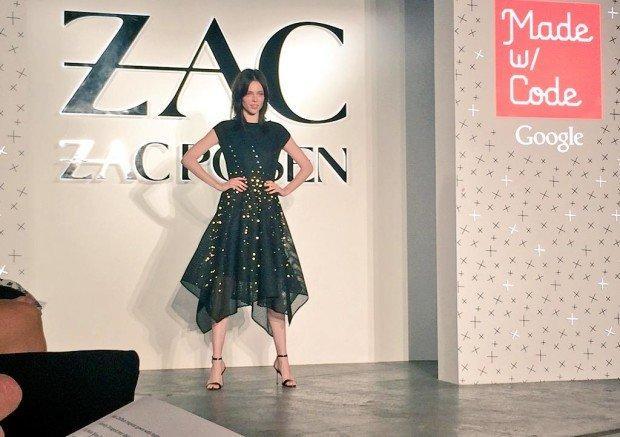 Il futuro del fashion è in codice