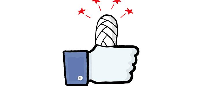 I 5 errori che i brand commettono su Facebook