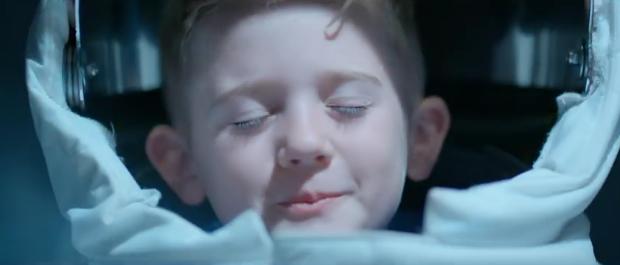 Alfie l'astronauta: la pubblicità sociale può essere positiva [VIDEO]