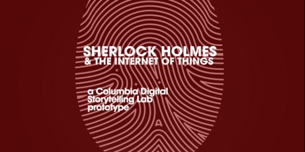 Sherlock Holmes e Internet of Things: Digitale, Watson!