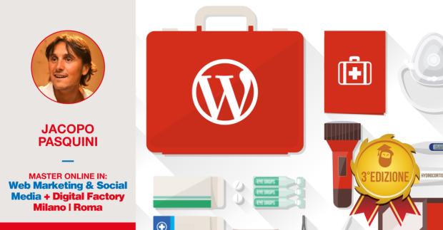 master online web marketing jacopo pasquini