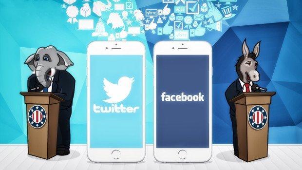NinjaUSA2016: la  rubrica sulle elezioni americane, viste dai social media