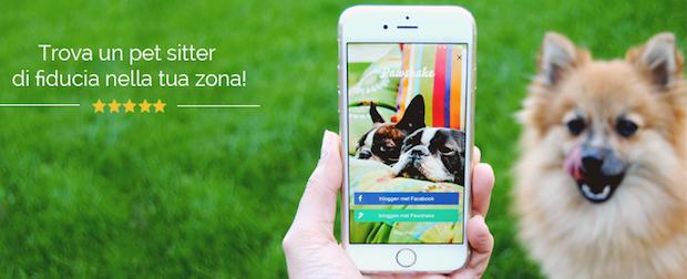 Pawshake: l'app che fa incontrare padroni e pet sitter