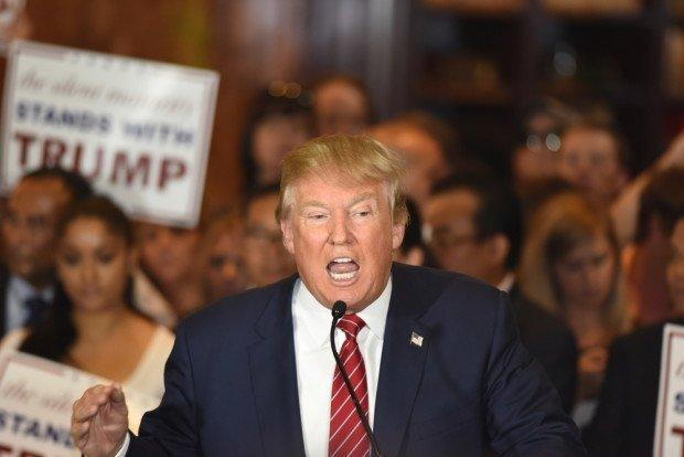 Donald Trump / a katz / Shutterstock.com