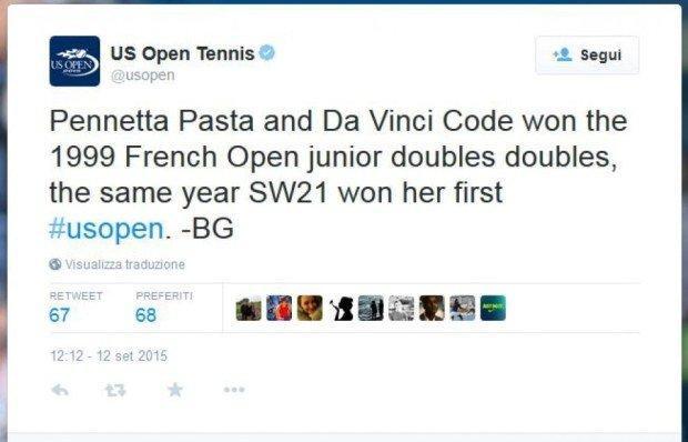 Twitter, gli US Open e la crisis management