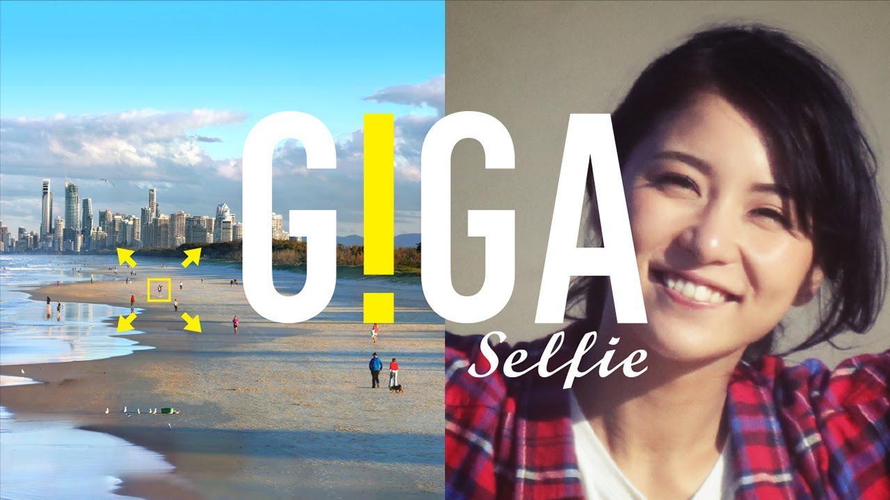 Un selfie per promuovere il territorio? Meglio, un Giga Selfie