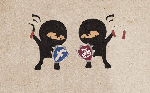 Facebook o YouTube? Ecco la guida per scegliere!