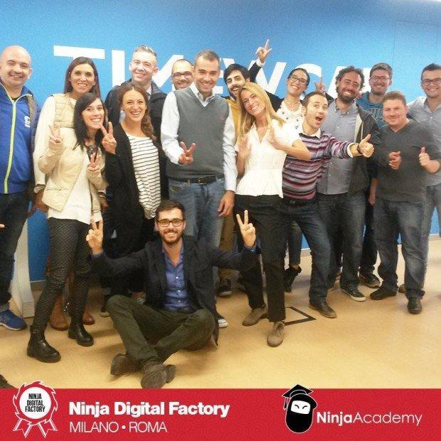 Ninja Factory: al via a Roma e Milano!
