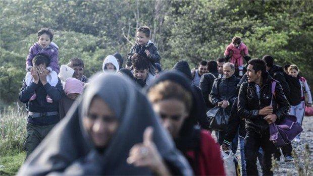 Il dramma dei rifugiati nelle principali ricerche su Google dei Siriani