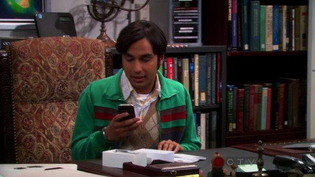 Voice Search -TBBT
