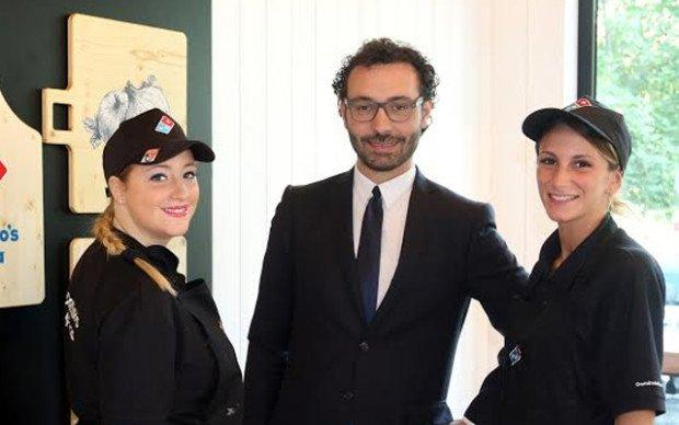 Alessandro Lazzaroni e la sfida di Domino's Pizza in Italia [INTERVISTA]
