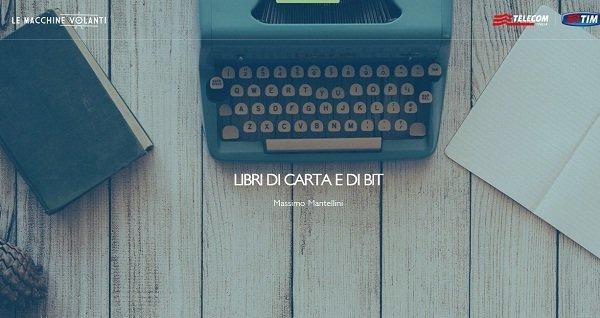 Ecco Le Macchine Volanti, il magazine online sulla cultura digitale di Telecom Italia