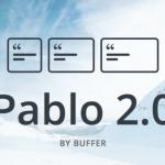 Pablo 2.0: per ogni social network l'immagine giusta