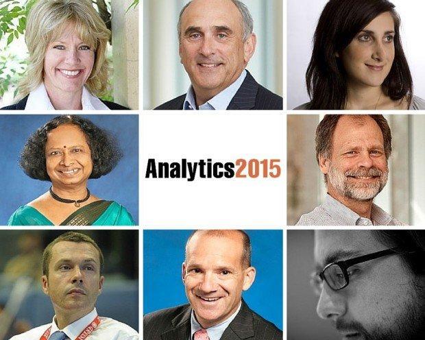 Analytics 2015: il futuro dei big data arriva a Roma [EVENTO]