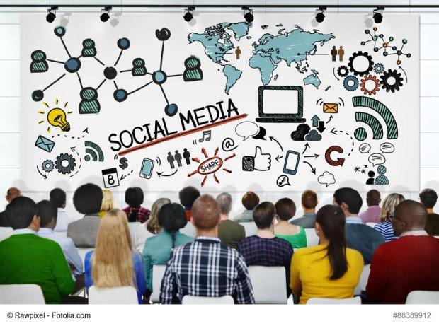 corso in aula social media marketing