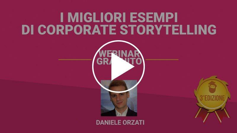 Corso Storytelling
