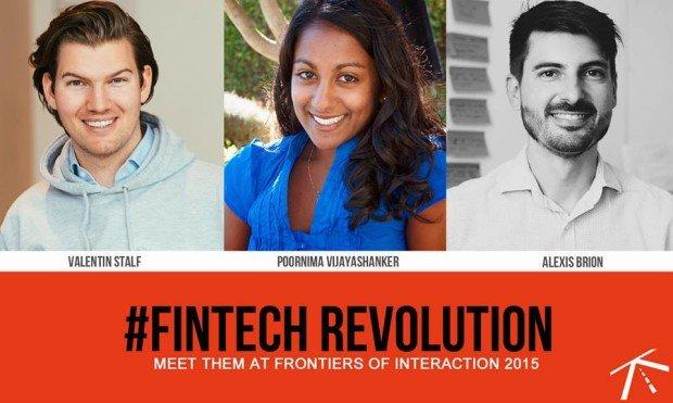 Fintech, health, retail l'innovazione a Frontiers of Interaction 2015 [EVENTO]