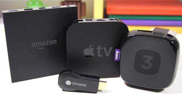 Fuori Apple TV e Google Chromecast da Amazon