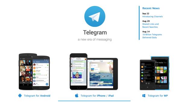 Il marketing ai tempi di Telegram
