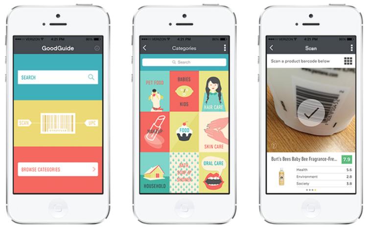 Le app per essere un consumatore più responsabile
