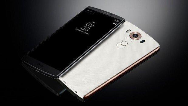 LG  raddoppia con il dualscreen LG V10 e con Urban Watch 2
