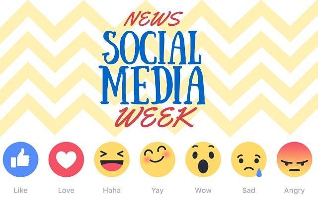 Emoji per Facebook e i Moments di Twitter: le novità social della settimana #NinjaSocial