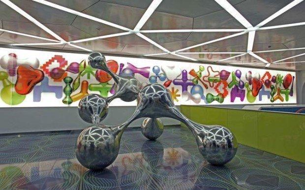 L'interior design prende vita con la stampa lenticolare