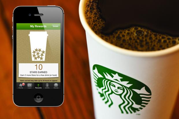 Starbucks: oltre il caffè, tanta tecnologia mobile