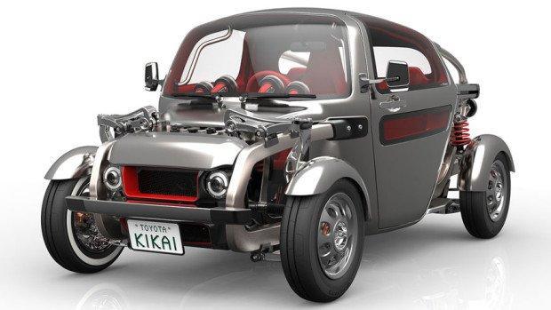Toyota è pronta a presentare le sue concept car al Tokyo Motor Show 2015