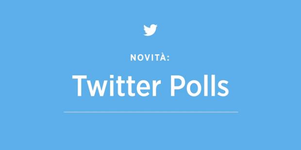 Twitter Polls: la guida completa ai nuovi sondaggi [HOW TO]
