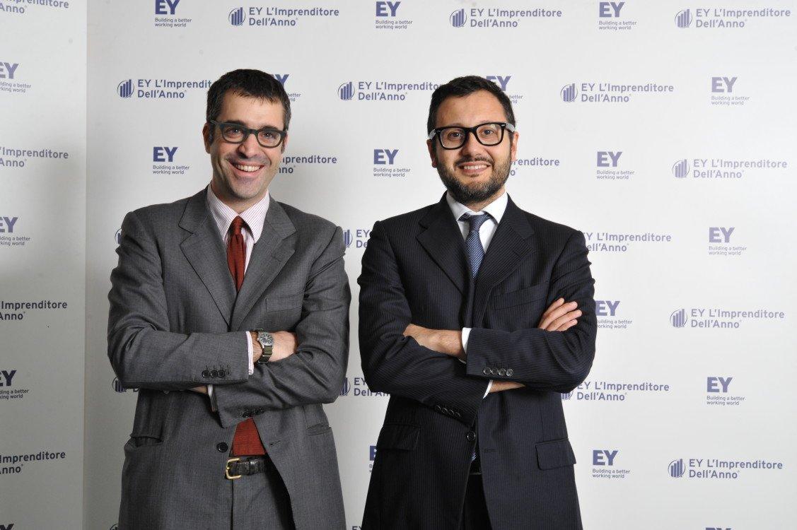 Premio EY L'Imprenditore dell'Anno 2015: i vincitori