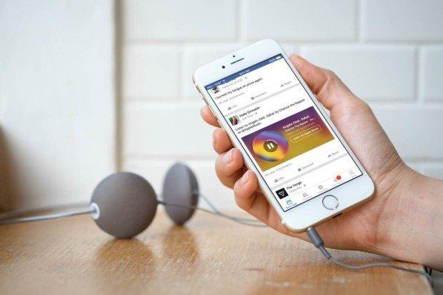 Facebook si trasforma in Dj con Music Stories