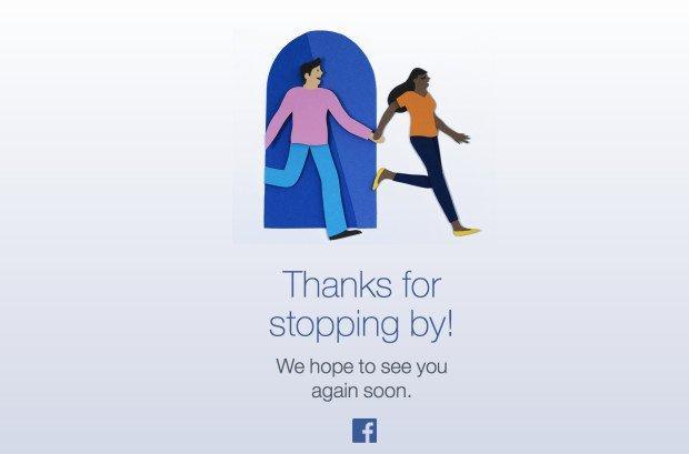 Facebook, il logout e l'importanza dell'offline [ANALISI]