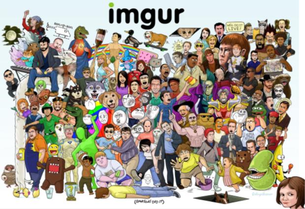 Imgur: un mondo di immagini per i tuoi social network