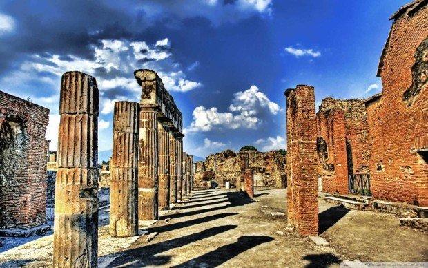 Scanning the Past, il nuovo progetto di Philips dedicato alla gloriosa storia di Pompei