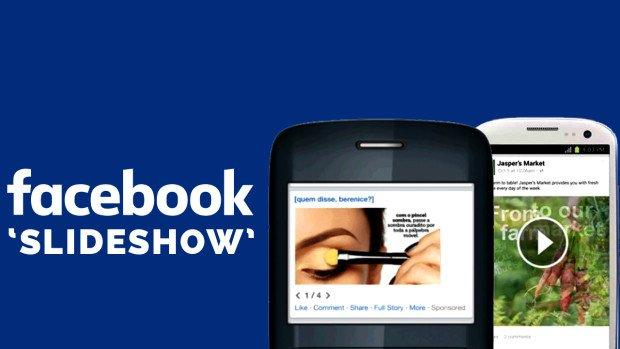 Facebook Slideshow: come impiegare sempre i video