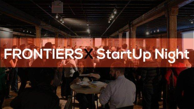 Vivi il futuro alla Startup Night del Frontiers of Interaction 2015 [EVENTO]