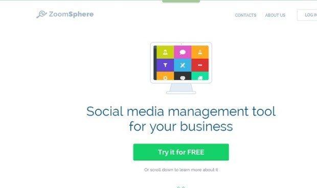 ZoomSphere, il nuovo tool digitale per gestire le attività di Social Media Marketing